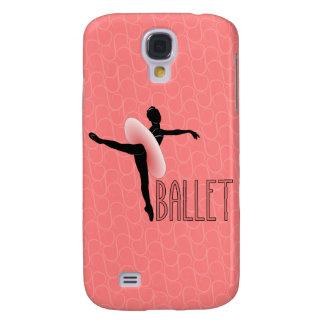Ballett-Haltung Galaxy S4 Hülle