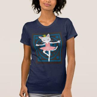 Ballett-Katze T-Shirt