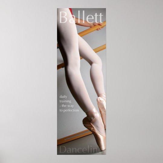 Ballett Poster 02 Perfection