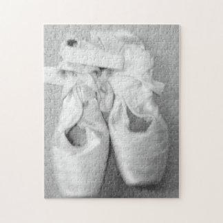Ballett-Schuh-Puzzle Puzzle
