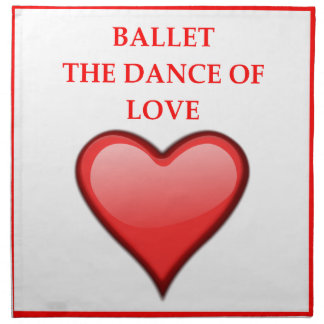 BALLETT SERVIETTE