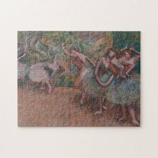 Ballett-Szene Puzzle