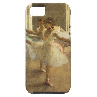 Ballett-Tänzer durch Edgar Degas iPhone 5 Schutzhülle