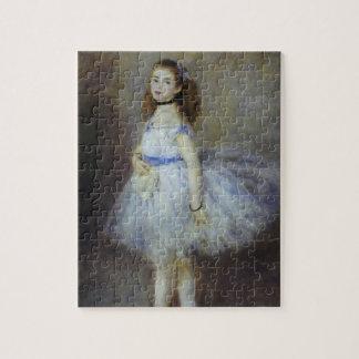 Ballett-Tänzer durch Pierre Renoir, Vintage feine Puzzle