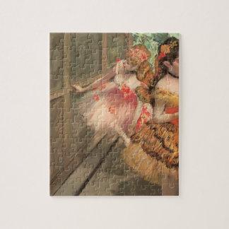 Ballett-Tänzer in den Schmetterlings-Kostümen, Puzzle