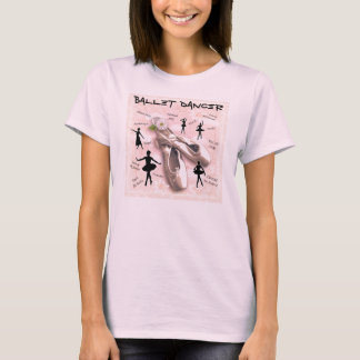 Ballett-Tänzer T-Shirt