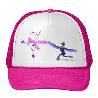 Ballettfernlastfahrerhut Netzkappen
