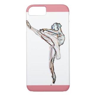 Ballettröckchen-Diva-Telefon-Kasten iPhone 8/7 Hülle