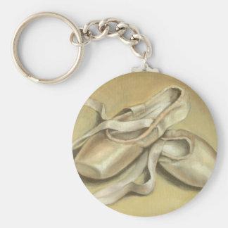Ballettschuhe Schlüsselband