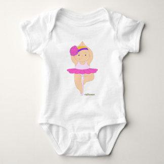 Balletttänzer-Baby T-Shirts