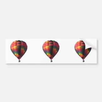 Ballon 3 autosticker