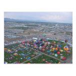 Ballon ABQ-2005-1 Postkarten
