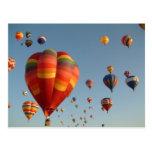 Ballon ABQ-2005-3 Postkarten