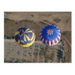 Ballon ABQ-2005-5 Postkarte