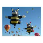 Ballon ABQ-2005-7 Postkarte