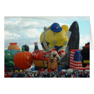 Ballon-Fiesta Karte