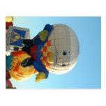 Ballon Humpty Dumpty Postkarten