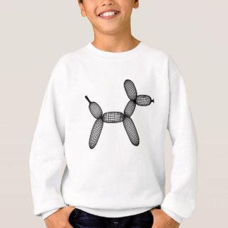 Ballon-Hündchen Dogg Sweatshirt