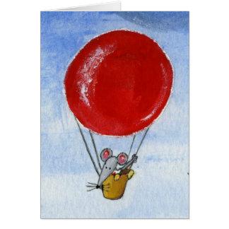 Ballon-Maus u. Dächer Karte