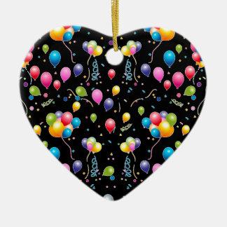 Ballone Keramik Herz-Ornament