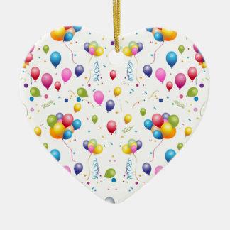 Ballone Keramik Ornament