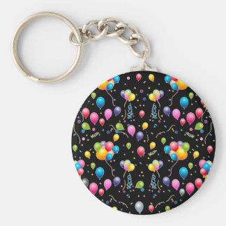 Ballone Standard Runder Schlüsselanhänger
