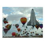 Ballonfiesta Postkarten