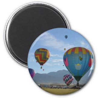 Ballongruppe Runder Magnet 5,7 Cm