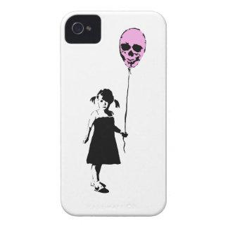 Balloon Girl Case-Mate iPhone 4 Hülle