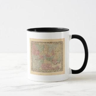 Baltimore-Karte durch Mitchell Tasse