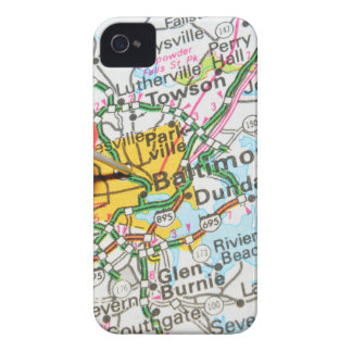 Baltimore, Maryland iPhone 4 Case-Mate Hülle