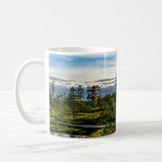 Baltische Ausgabe - Lettland Kaffeetasse