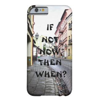 Baltische Ausgabe - Litauen Barely There iPhone 6 Hülle