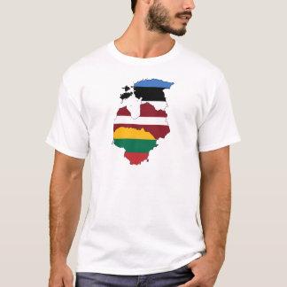 Baltische Staaten T-Shirt