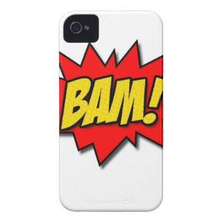 Bam iPhone 4 Hülle