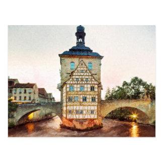 Bamberg Postkarte