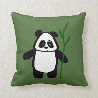 Bambus das Panda-Kissen Kissen