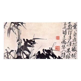 Bambus durch Hsü Wei (beste Qualität) Foto Karten