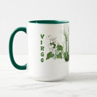 Bambus-und Lilien-Jungfrau Tasse