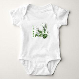 Bambus-und Lilien-Waage Baby Strampler