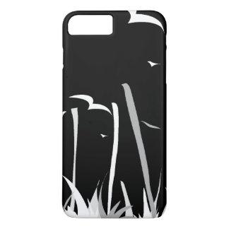 Bambus und Vögel iPhone 8 Plus/7 Plus Hülle