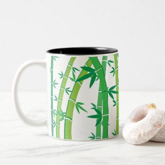 Bambus Zweifarbige Tasse