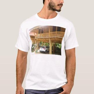 Bambushaus in Bali T-Shirt