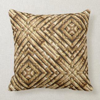 Bambuskissen der kunst-1 u. 2 zierkissen