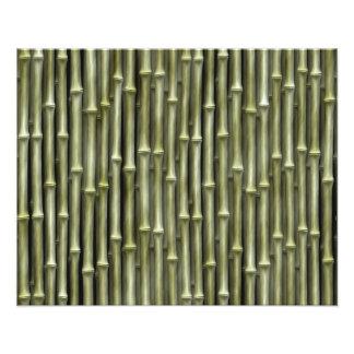Bambuspole-Beschaffenheit Kunstfotos
