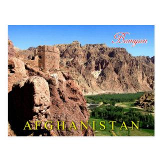 Bamyan, Bamyan Provinz, Afghanistan Postkarte