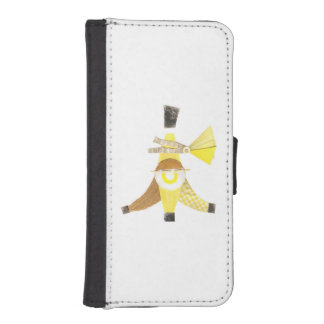Banana split IPhone 5/5s Fall iPhone SE/5/5s Geldbeutel