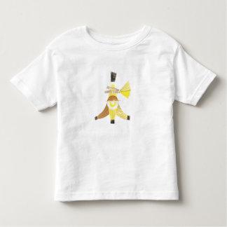Banana split kein Hintergrund-Kleinkind-T - Shirt