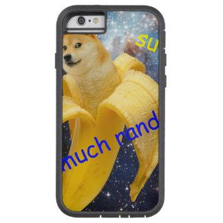 Banane   - Doge - shibe - Raum - wow Doge Tough Xtreme iPhone 6 Hülle