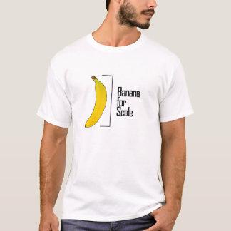 Banane für Skala T-Shirt